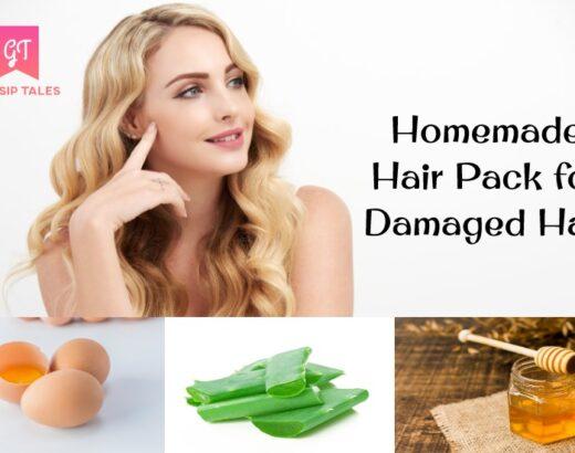 Homemade Hair Pack