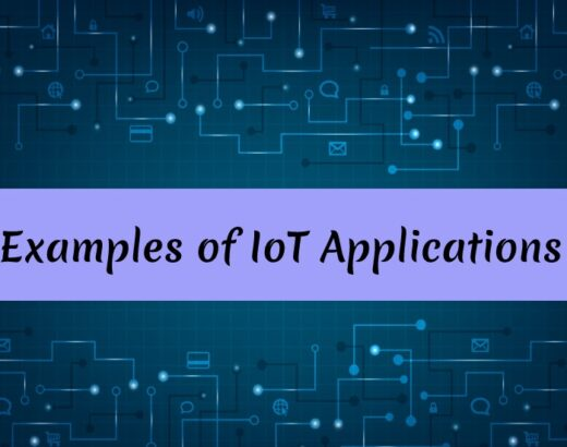 Examples of IoT