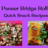 Quick Snack Recipes
