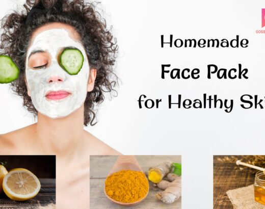 Homemade Face Pack