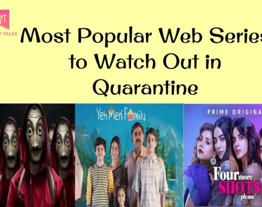Most Popular Web Series