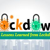 Lessons Learned from Lockdown
