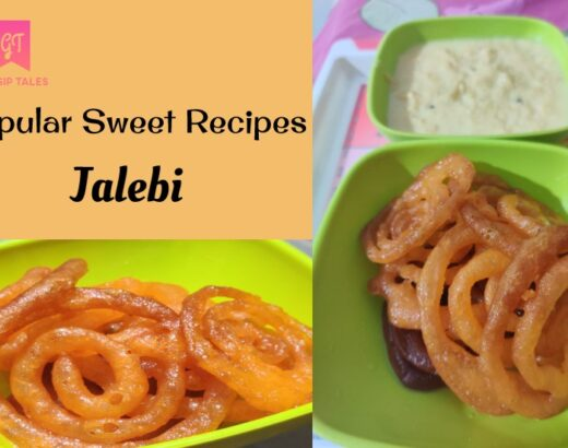 Popular Sweet Recipes