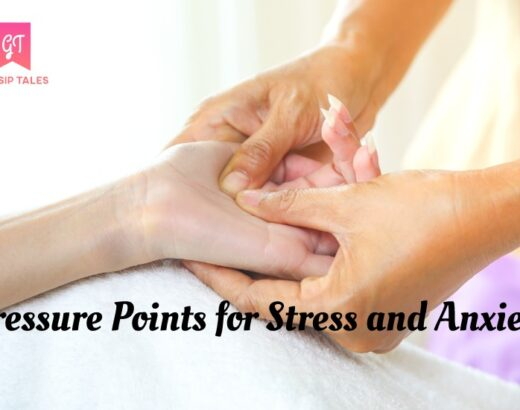 Pressure Points for Stress