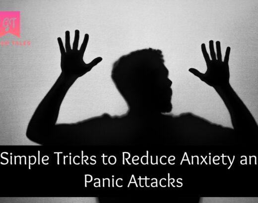 Simple Tricks to Reduce Anxiety