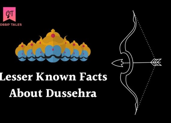 Lesser Known Facts About Dussehra